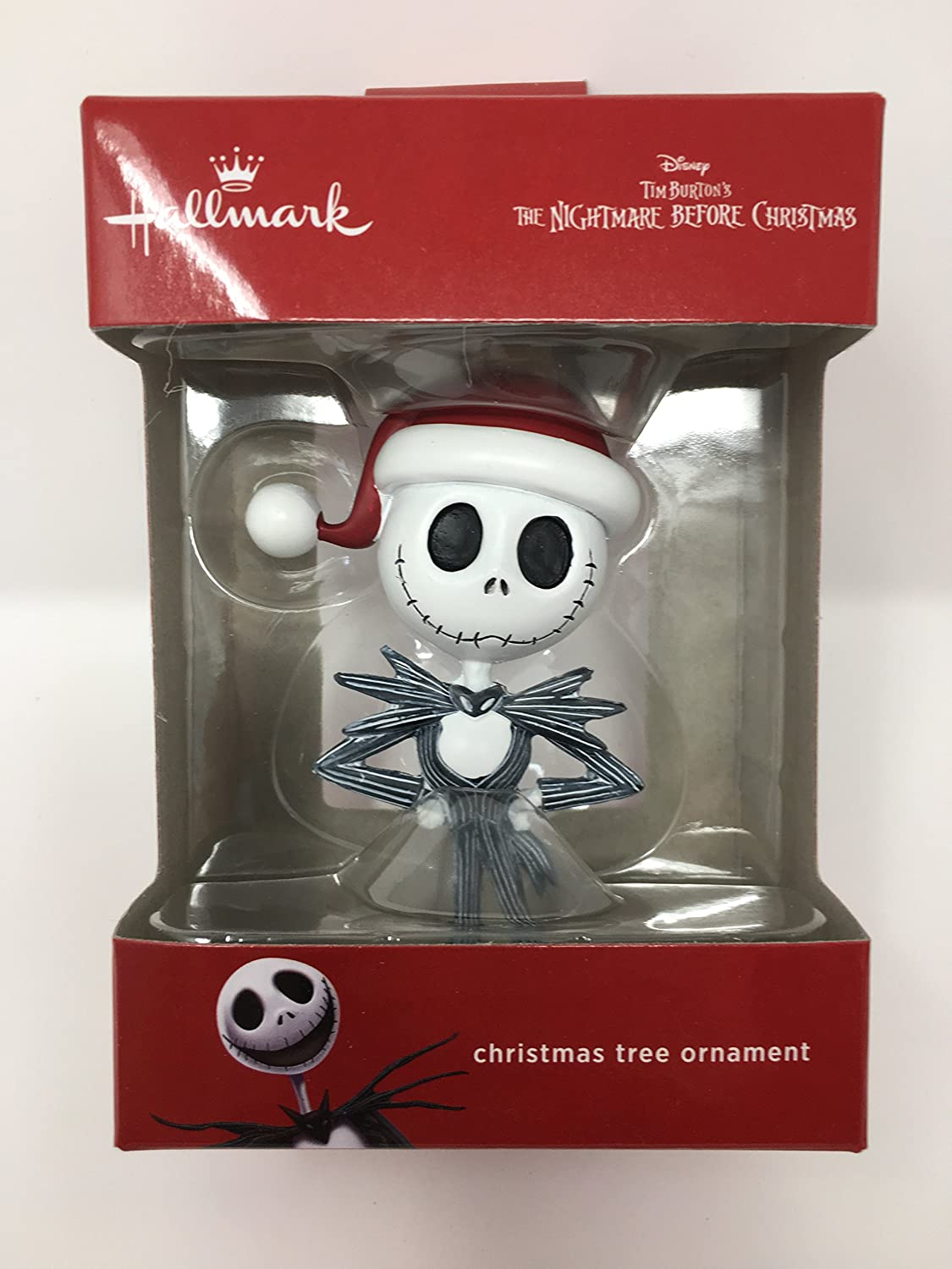 Amazon.com: Hallmark Jack Skellington Nightmare Before Christmas ...
