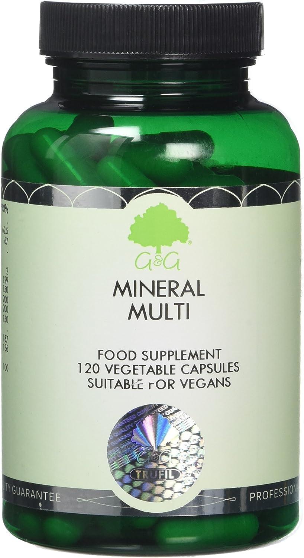 G&G Vitamins Multi Mineral Capsules