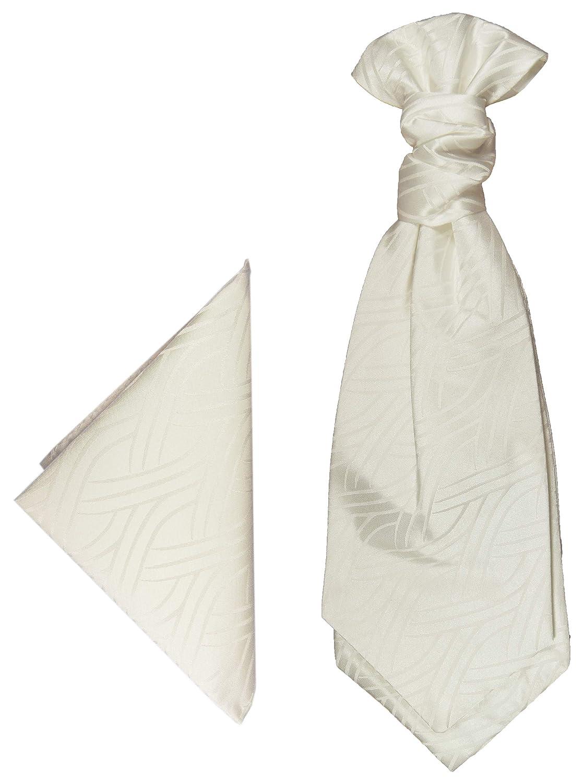 Paul Malone - Corbata de boda - Rayas - Hombre marfil blanco ...
