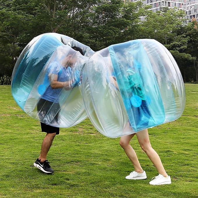Pelota hinchable para el parachoques de bolas de burbujas para ...