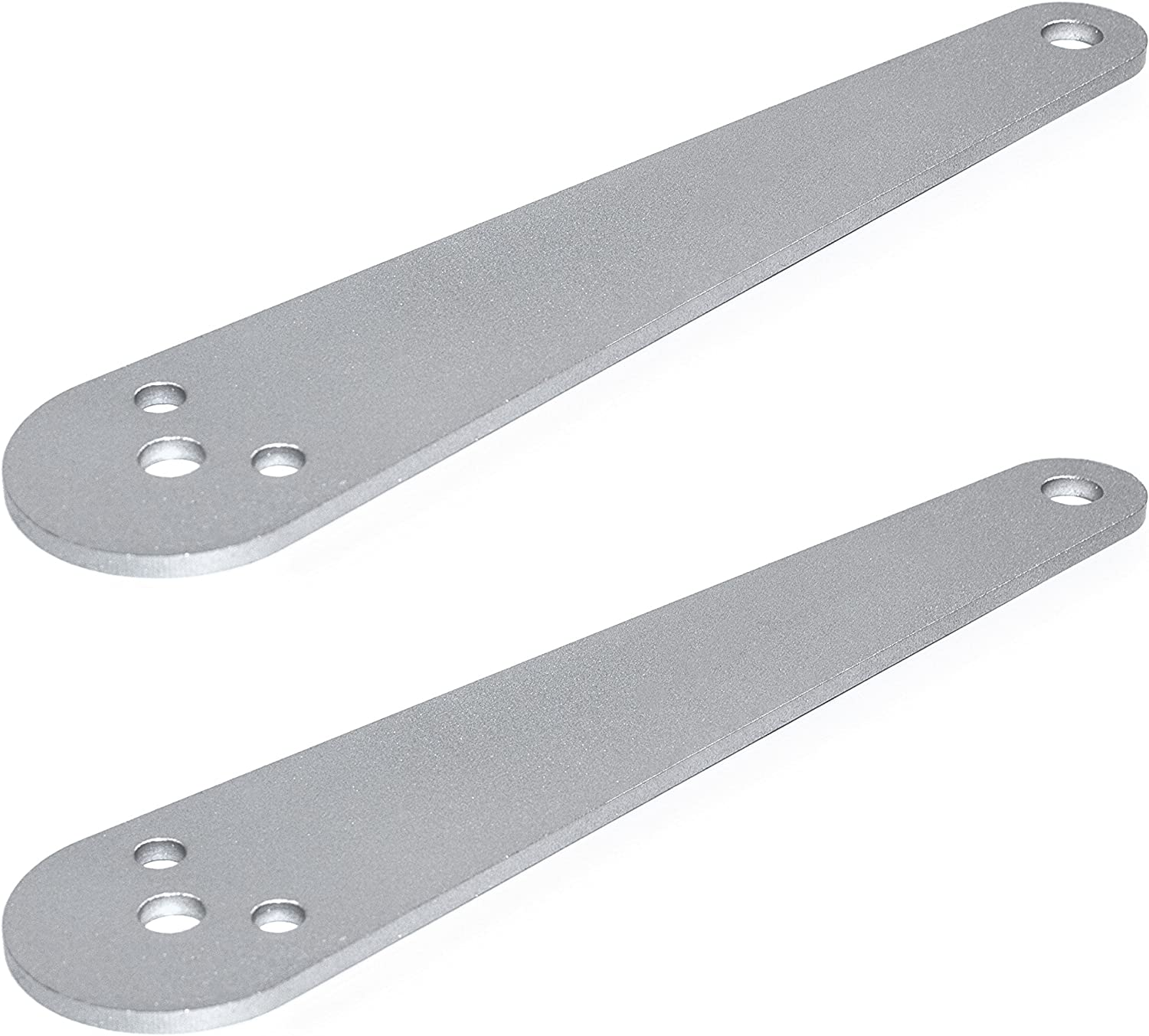 ALEKO LM112 Push to Open Bracket for Swing Gate Openers Lot of 2