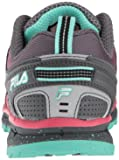 Fila Women's TKO 4.0 Trail Running Shoe, Sparkling