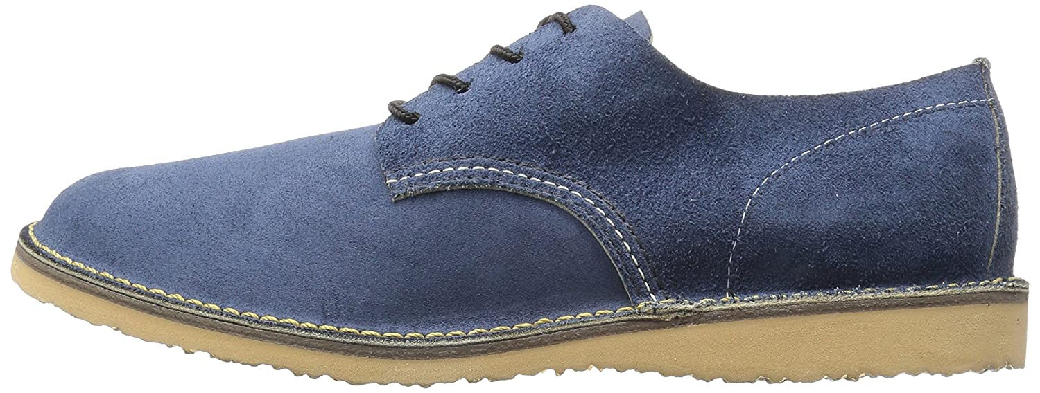 Red Wing Mens Weekender Oxford 3305 Blueberry Leather Shoes 43.5 EU 1Tk6Ye