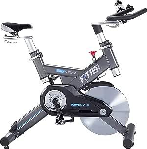 FYTTER - Bicicleta De Spinning Ri-08B: Amazon.es: Deportes y aire ...