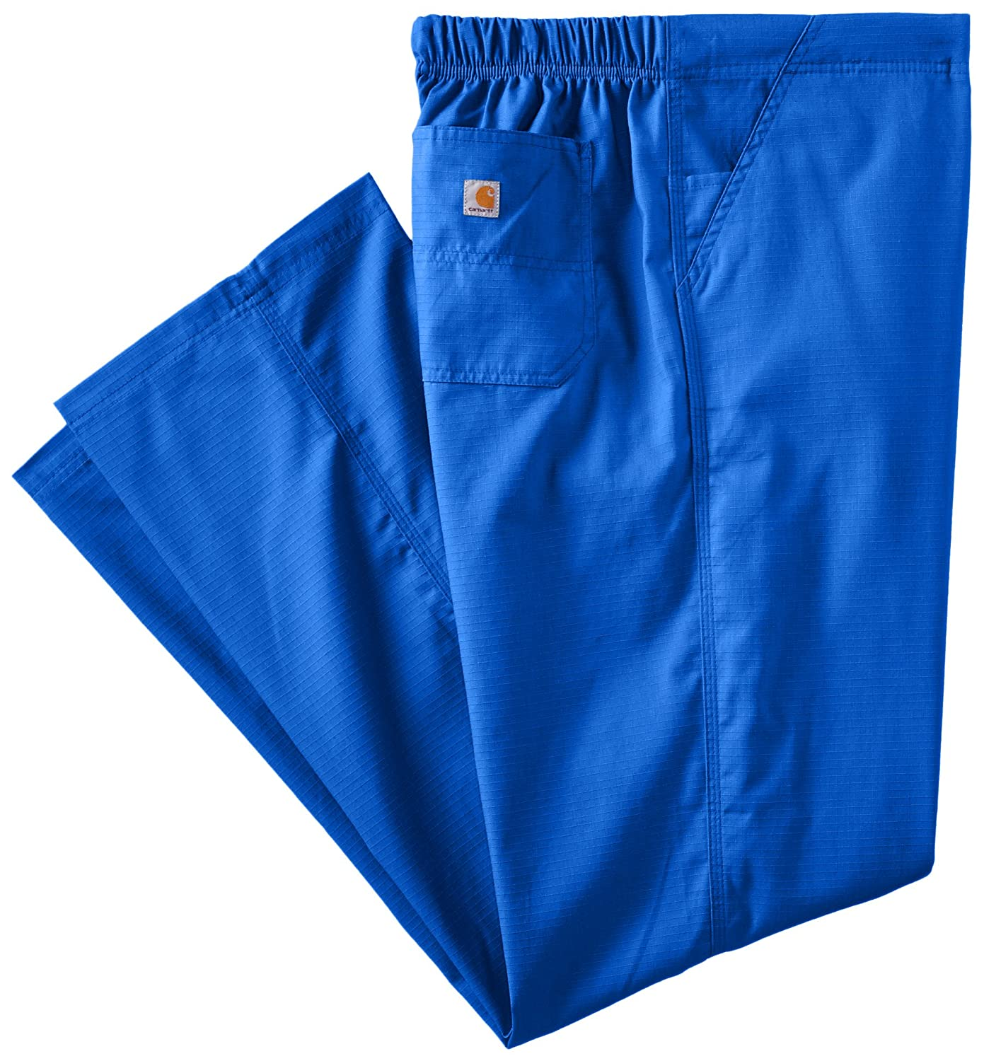 27dc59a14a9 Amazon.com: Carhartt Size Ripstop Men's Lower Rise Scrub Pant Tall: Clothing