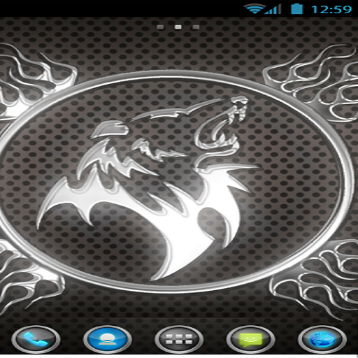 LION HD Theme (Ios Lion)