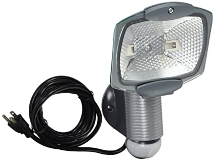 Cooper lightingregent light ms100pg 100 watt plug in motion cooper lightingregent light ms100pg 100 watt plug in motion activated flood mozeypictures Images