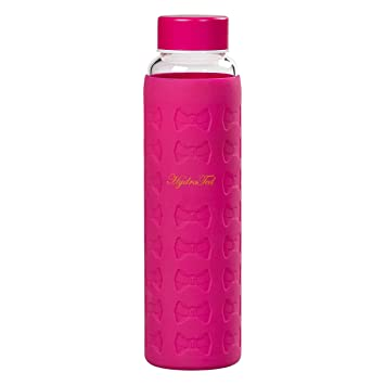 Ted Baker Mujer ted972 Cristal Botella de Agua, Color Rosa, tamaño Mediano