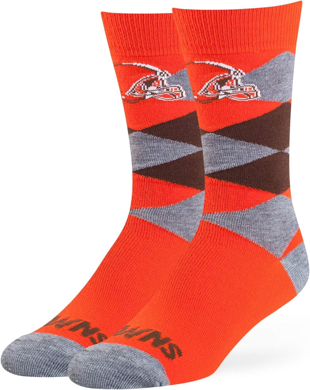 NFL Unisex-Adult Blaine Dress Sock