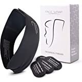 Neoprene Face Ice Pack Wrap by FaceWrap System - for Wisdom Teeth, Migraine, TMJ Relief, Oral Surgery - Head Ice Pack…