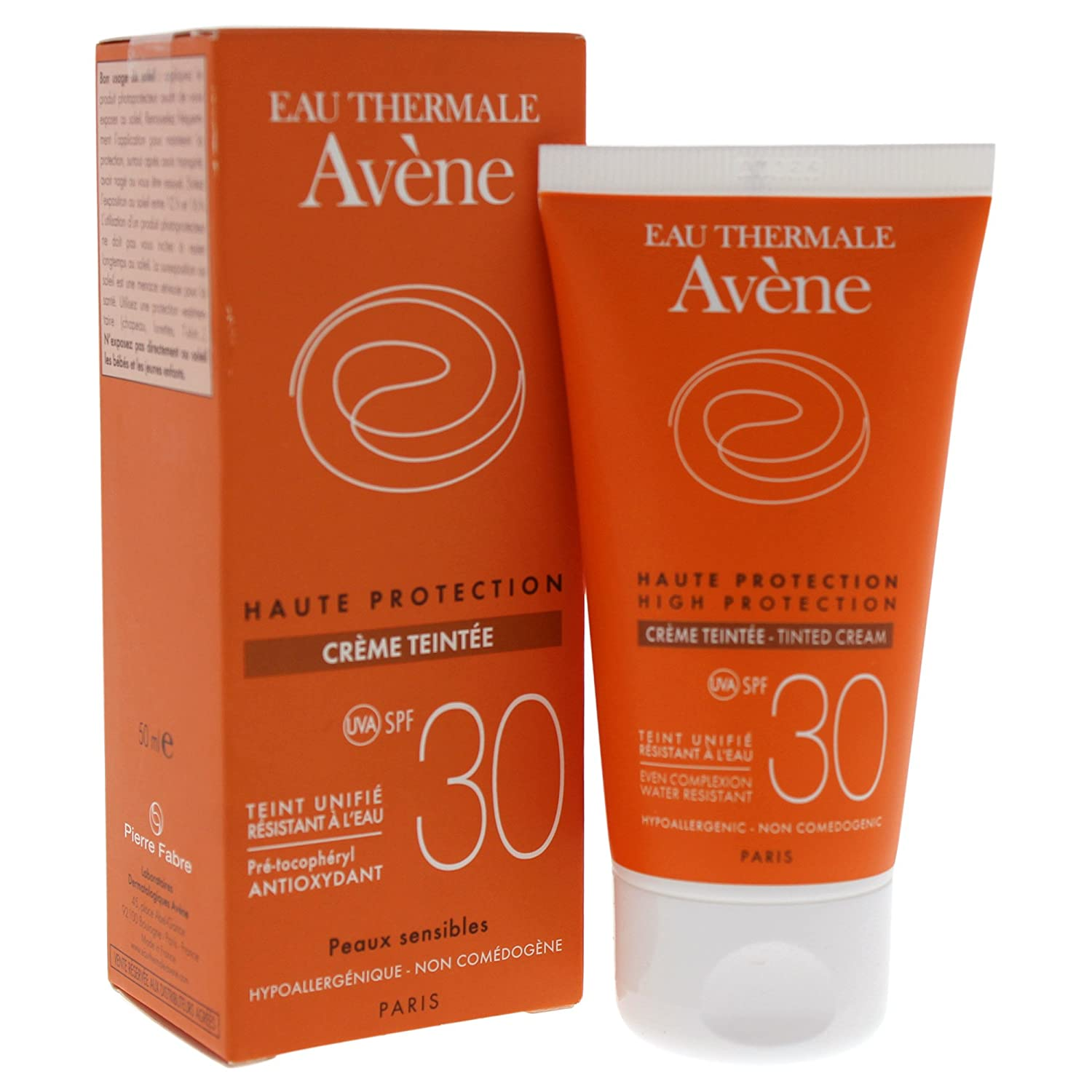 AVENE Crema Coloreada Pieles Sensibles SPF30 50ML Avène 27265