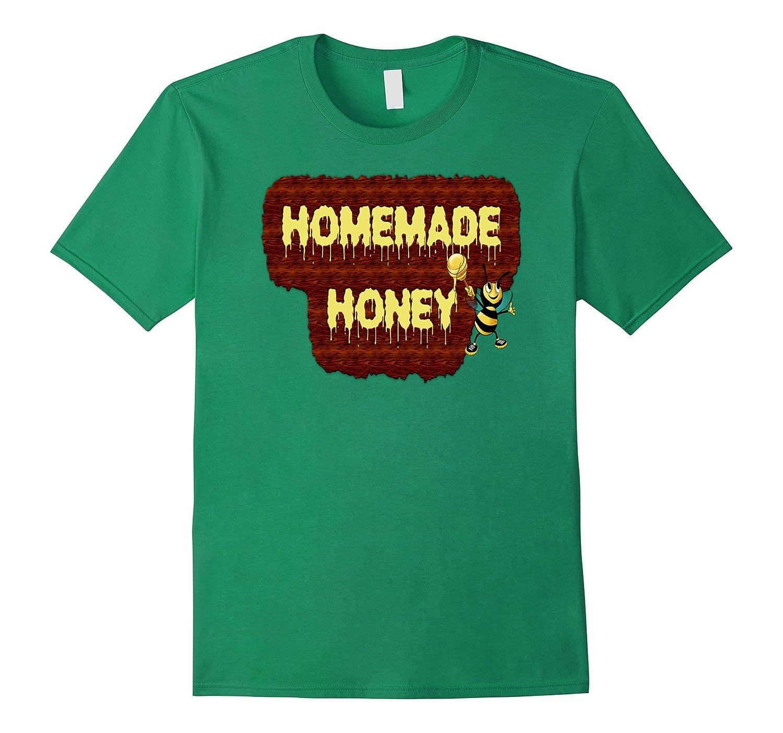 BEEKEEPER T-SHIRT HOMEMADE HONEY BEES SHIRT