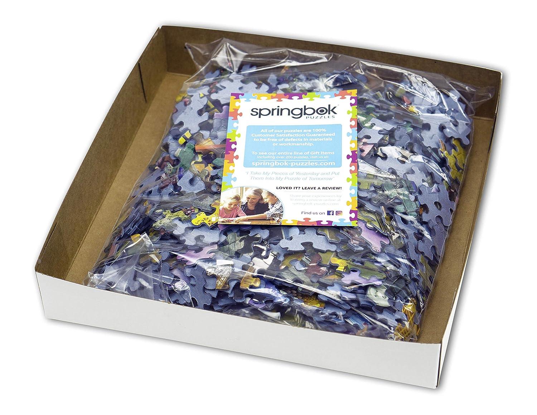 Springbok Gumballs /& Gumdrops 1000 Piece Jigsaw Puzzle 33-10589