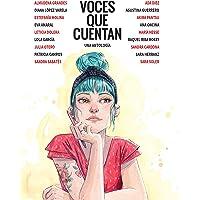 Voces que cuentan (novela gráfica): Una antología