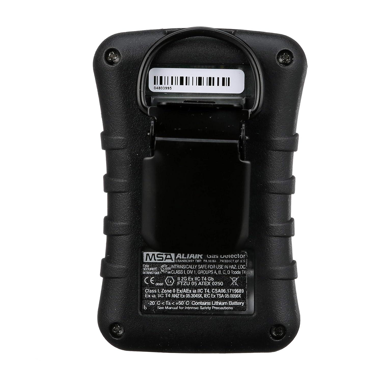 MSA 10092522 ALTAIR Single Gas Detector, Carbon Monoxide (CO), Low Alarm 25 PPM, High Alarm 100 PPM: Amazon.com: Industrial & Scientific