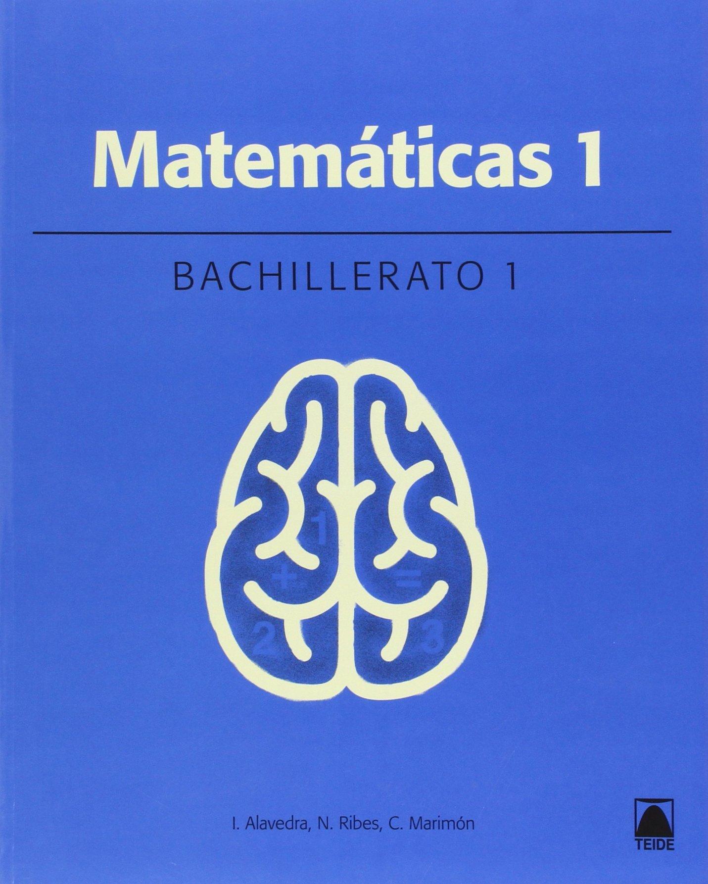 Read Online (15).MATEMATICAS 1º.BACH.(C.NATURALES) pdf epub