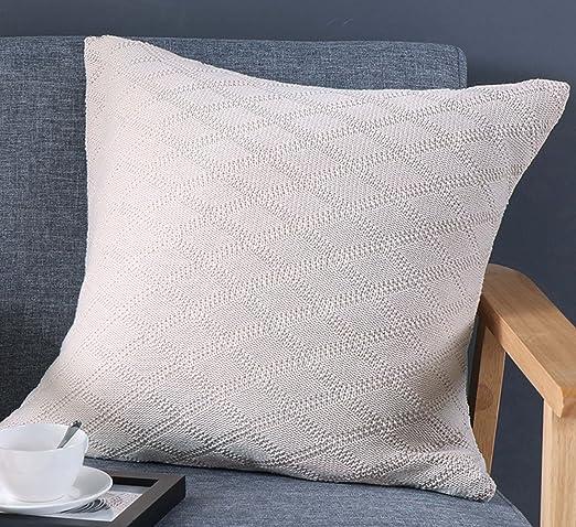 fnkscraft® Super suave cuadrado caliente fundas de almohada ...