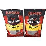 Jack Links Beef Jerky 2 Pack, Teriyaki Flavor (230 Grams Each)