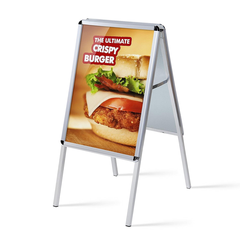Studio T, Cavalletto espositore pubblicitario in alluminio 50x70 1107049