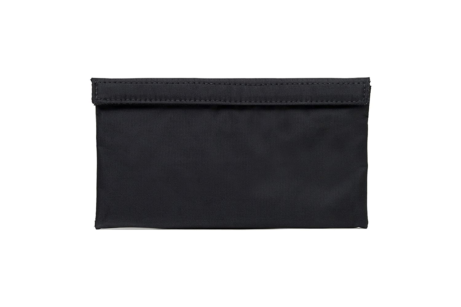 Abscent The Banker Bag Reusable Odor-Absorbing Pouch, Black BNK101