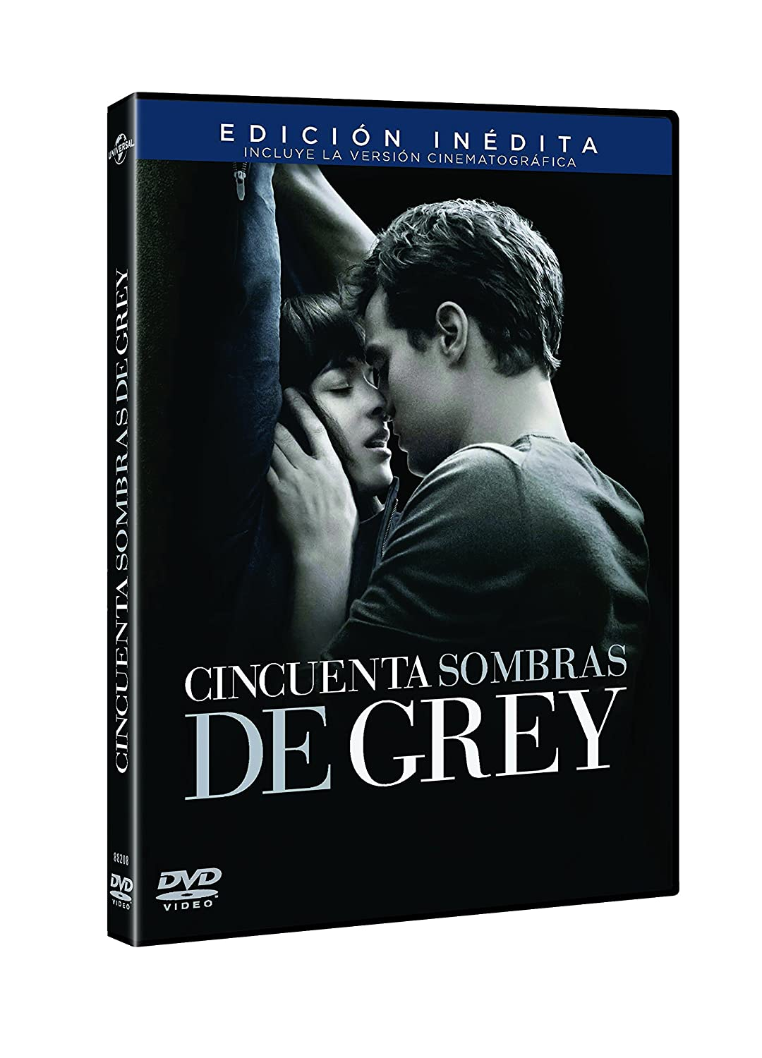 Cincuenta Sombras De Grey [DVD]: Amazon.es: Jamie Dornan, Dakota ...