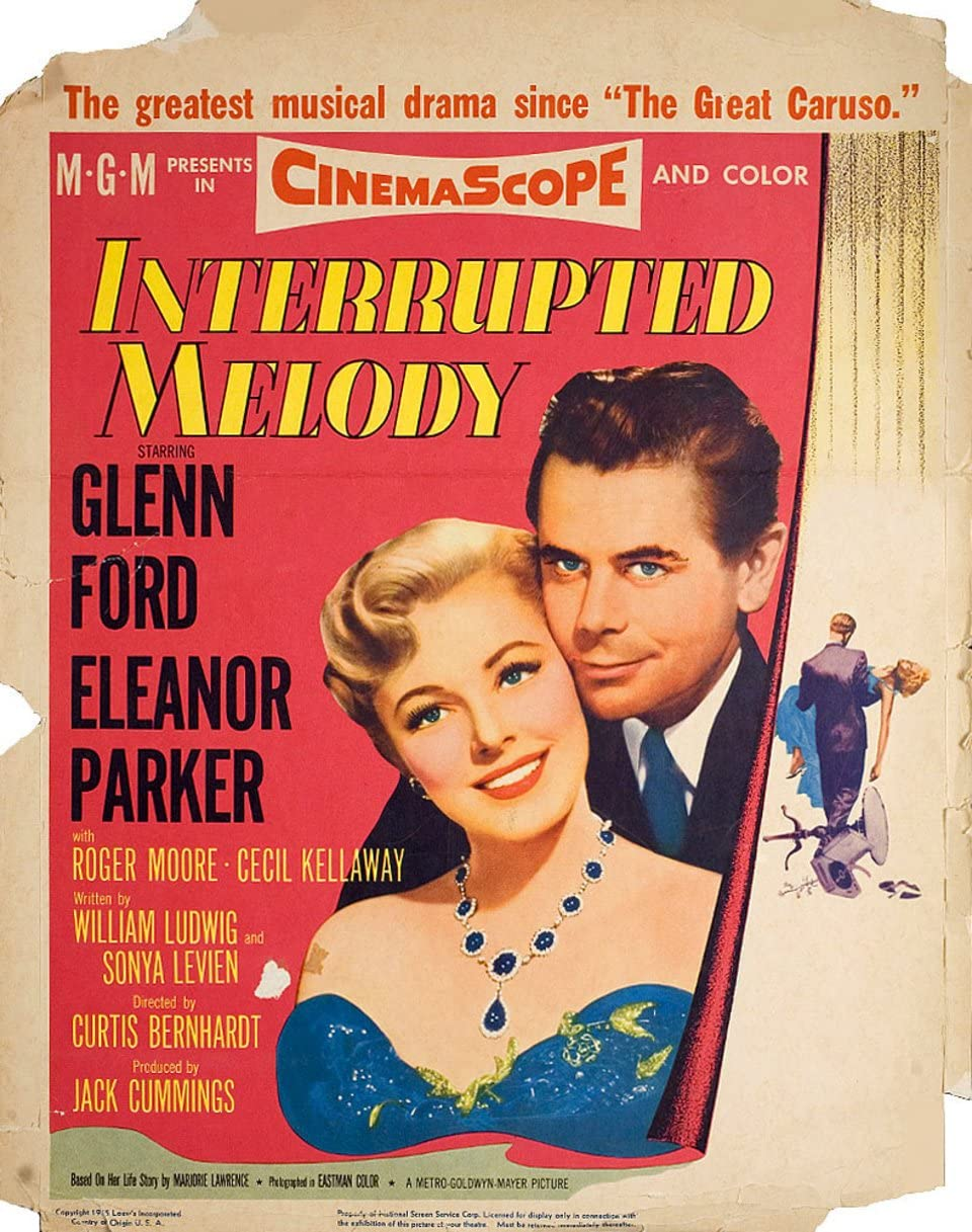 Interrupted Melody 1955 U.S. Window Card Poster at Amazon's Entertainment  Collectibles Store
