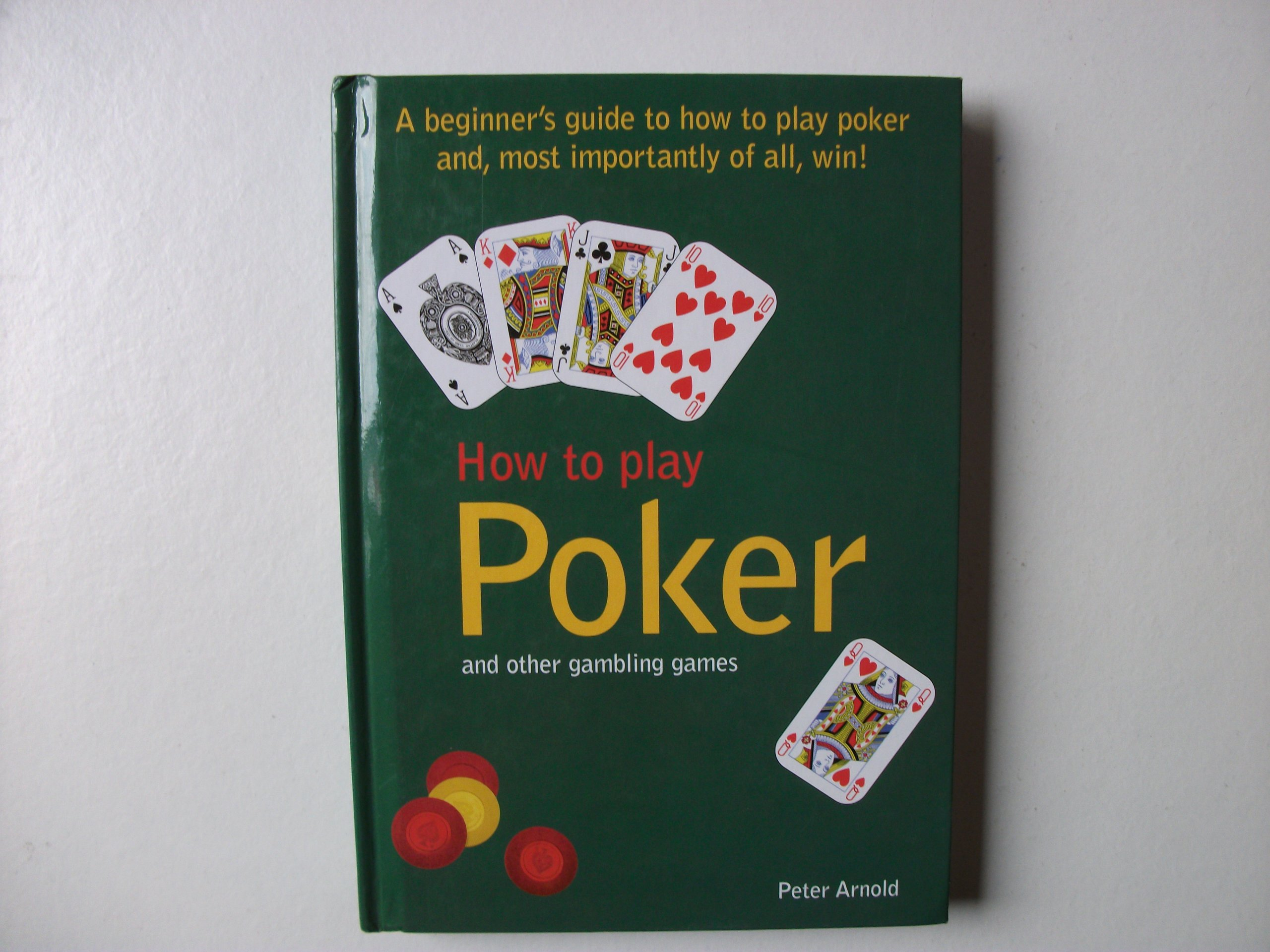 How to Play Poker ebook