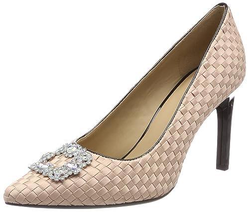 divers design 100% de satisfaction nouvelles promotions Geox D Faviola A, Zapatos de Tacón para Mujer: Amazon.es ...