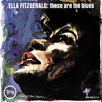 amazon these are the blues ella fitzgerald ビッグバンド 音楽
