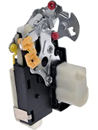 Dorman OE Solutions 931-318 Door Lock Actuator (Integrated With Latch)