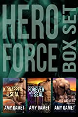 HERO Force Box Set: Books Seven and Eight plus Shattered SEALs Book One Kindle Edition