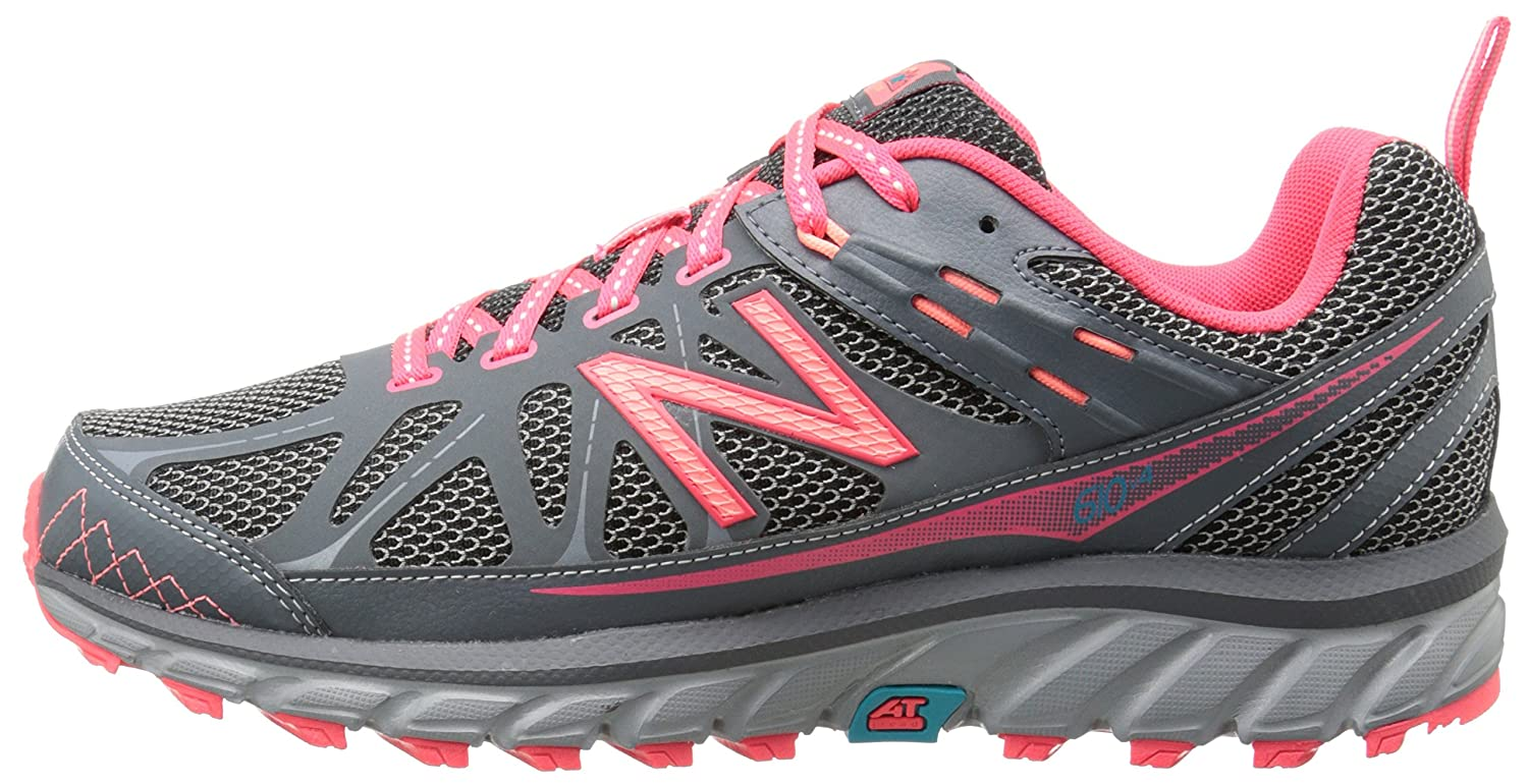 New Balance 610v4, Women\u0027s Trail Running Shoes, Grey, 5.5 UK Wide:  Amazon.co.uk: Shoes \u0026 Bags