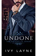 Undone (The Untangled Series Book 2) Kindle Edition