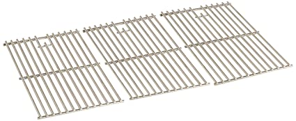 Amazon music city metals 5s793 stainless steel wire cooking music city metals 5s793 stainless steel wire cooking grid replacement for gas grill models jenn publicscrutiny Choice Image