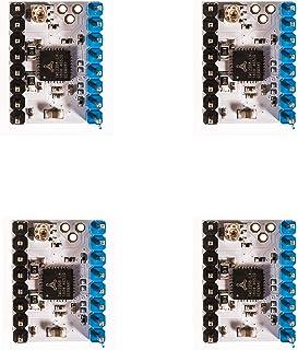 4 Pack TMC 2208 Stepstick Stepper Motor Driver Module+Heat Sink for 3D Printer