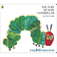 The Very Hungry Caterpillar: Big Board Book