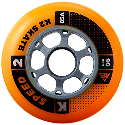 K2 Skate Wheel (Pack of 4), 84mm : Sports & Outdoors