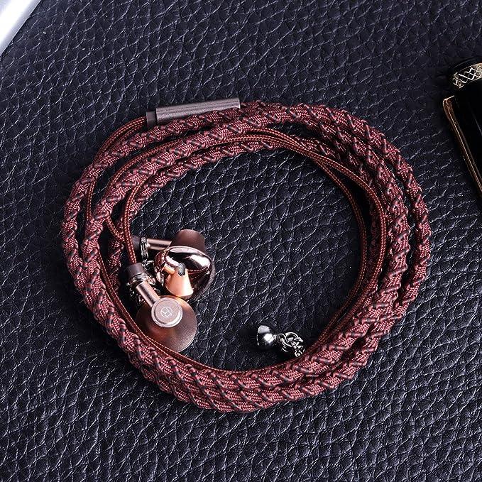 3 opinioni per Auricolari Wristband intrecciati in