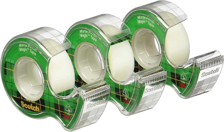Ultratape Clear Tape Clear Tape /& Dispenser 2 x 33m