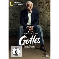 Die Geschichte Gottes mit Morgan Freeman [2 DVDs]