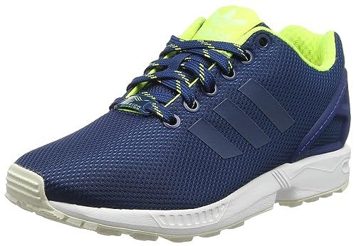 design intemporel af9a3 872af adidas ZX Flux, Chaussures de Running Compétition Homme