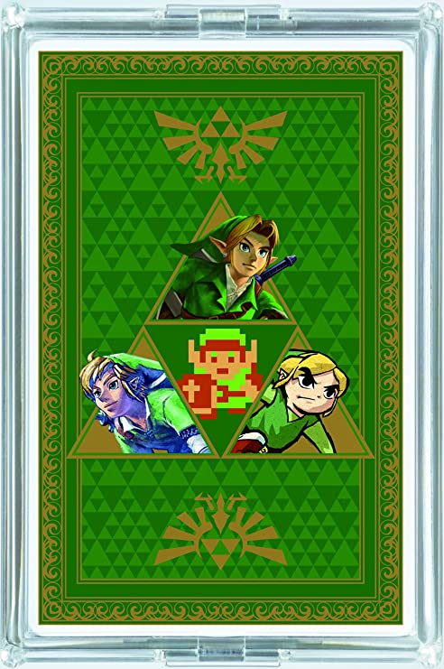 The Legend of Zelda Playing Cards (Japan Import) [Toy] (japan import): Amazon.es: Juguetes y juegos