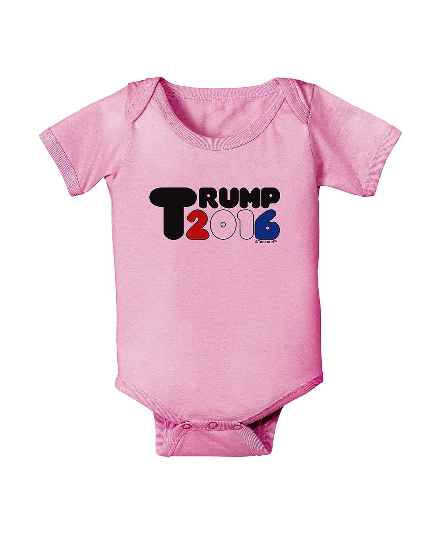 TooLoud Elect Trump 2016 Baby Romper Bodysuit