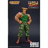"""Storm Collectibles 1: 12 Guile """"Street Fighter"""""""