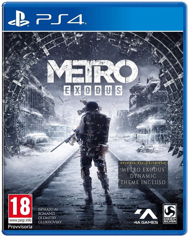 Metro Exodus Standard PlayStation 4: Deep Silver