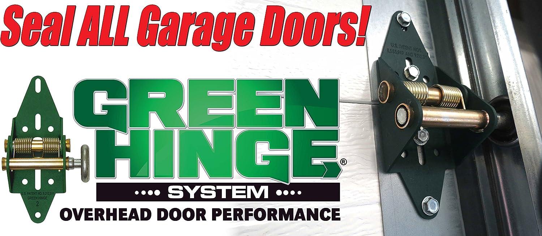 Energy Saving Garage Door Hinge Residential 5 Panel Door MFG# R4416-50