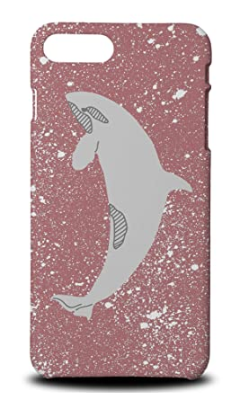 Amazon.com: Whale 1 Hard Phone Case Cover for Apple iPhone 7 ...