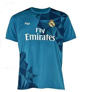 Camiseta Real Madrid oficial adulto segunda equipación [AB3904 ...