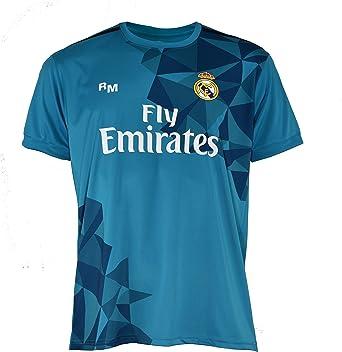 Real Madrid Ronaldo – Camiseta Hombre: Amazon.es: Deportes y aire libre