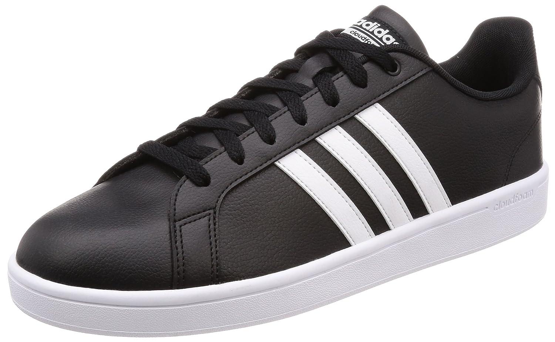 Adidas CF Advantage, Zapatillas de Deporte para Hombre 42 2/3 EU|Negro (Negro 000)